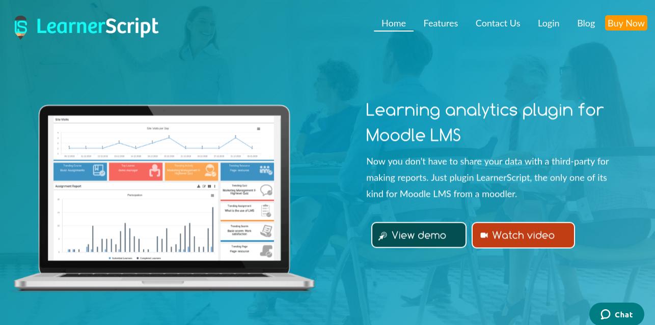 LearnerScript reporting tool