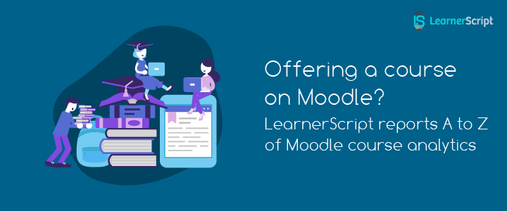 Counting stars with Moodle course profile