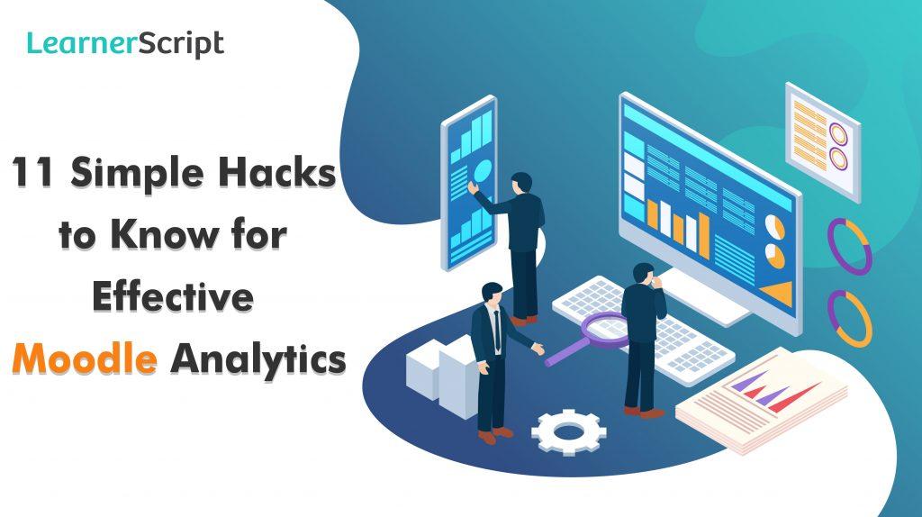 Moodle Analytics Hacks